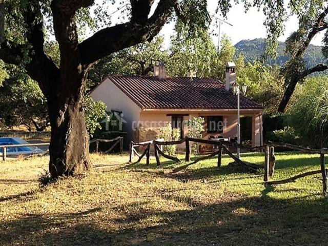 Alojamiento rural collado en alajar huelva - Casas rurales huelva para 2 personas ...