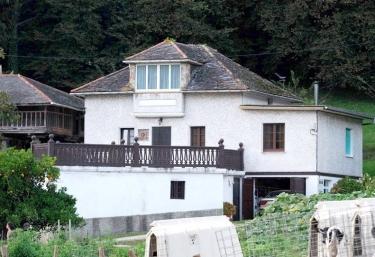 Casa de Aldea Granja Los Limonares - Canero, Asturias