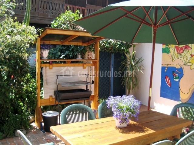 Casa pradina i en la ren asturias - Barbacoa para terraza ...