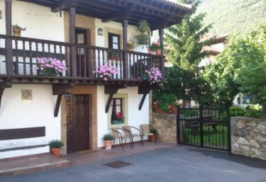 Casa Pelayo - Poo De Cabrales, Asturias
