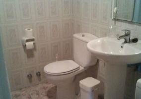 Aseo de la casa con elementos de higiene