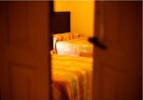 Vistas de uno de los dormitorios