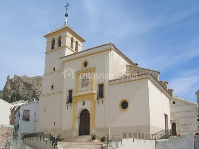 Iglesia de San Pedro de Calasparra