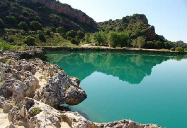 Laguna del Parque Natural