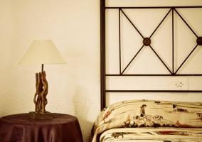 Dormitorio al detalle