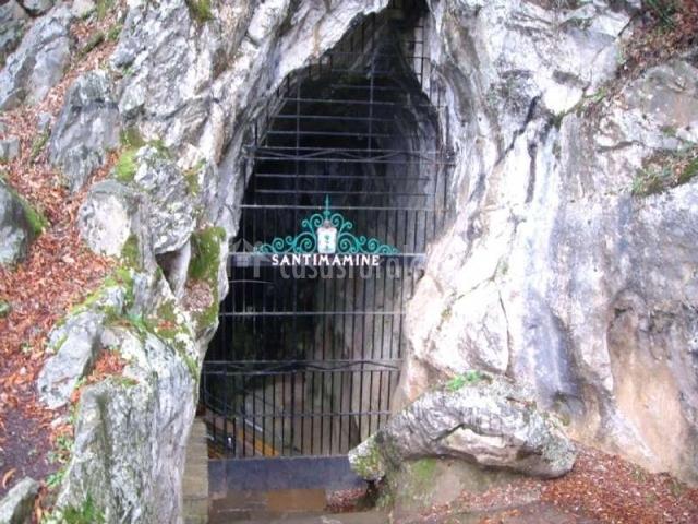 Cueva de Santamamiñe