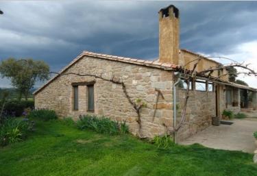El Porxet de Sant Grau - Navès, Lleida