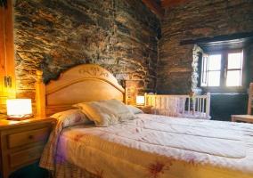 Habitación camas y armario grande