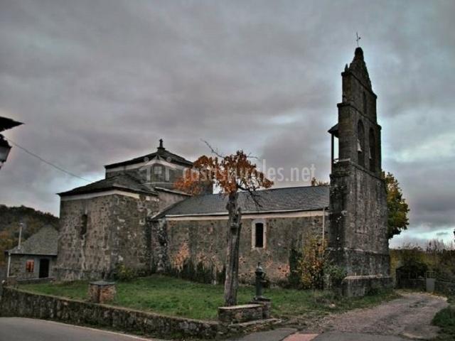 Iglesia renacentista del pueblo