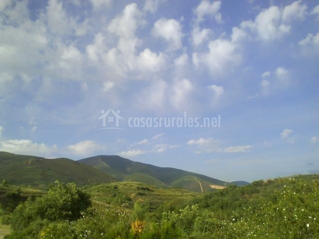 Montes de Gistreo