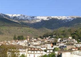 Candelario y la Sierra