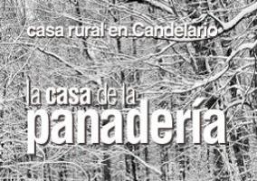 La casa de la panader a casas rurales en candelario salamanca - Candelario casa rural ...