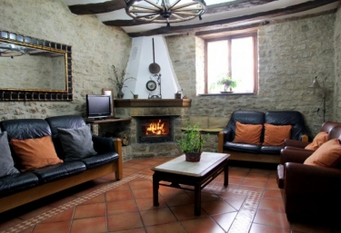 Casas rurales con chimenea en azanza - Casas rurales con chimenea para dos personas ...