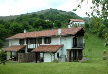 Karakotxeko Borda Norte - Azpilcueta, Navarra
