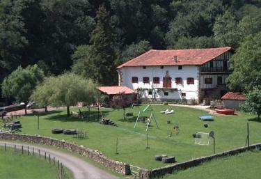 Casa Iratxeko-Berea - Bera/vera De Bidasoa, Navarra