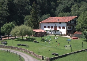 Casa Iratxeko-Berea