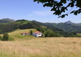 Casa en zona aislada