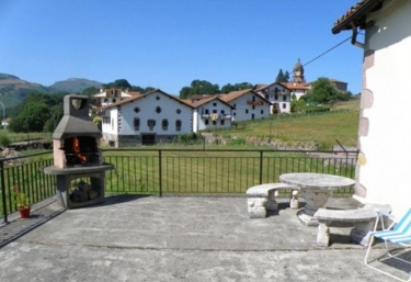 Casa Peruenea - Irurita, Navarra