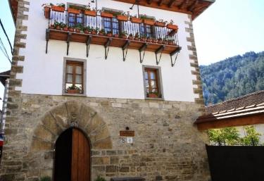 Casa Martinezker I - Ochagavia, Navarra