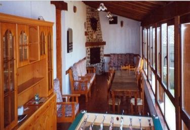 Casa del Sacristán - Bonilla De La Sierra, Ávila