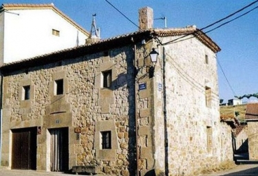 Casa rural Árbol Fósil - Hacinas, Burgos