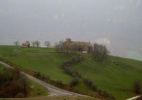Vista completa del Santuario