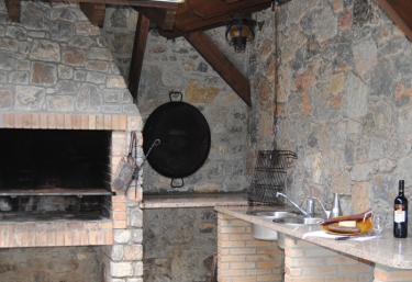 Casas rurales con barbacoa en pirineo catal n - Casa rural pirineo catalan ...