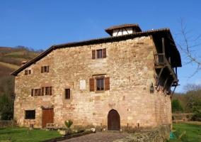 Casa Tristantenea