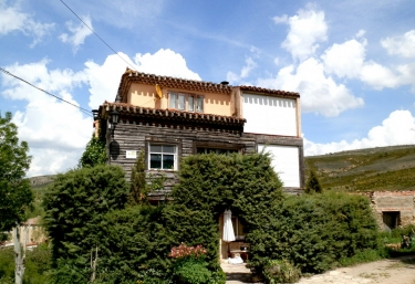 Casa Magnolia-Chon Alto Tajo - Peralejos De Las Truchas, Guadalajara