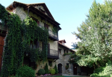 Los Tres Albares - Lardies, Huesca