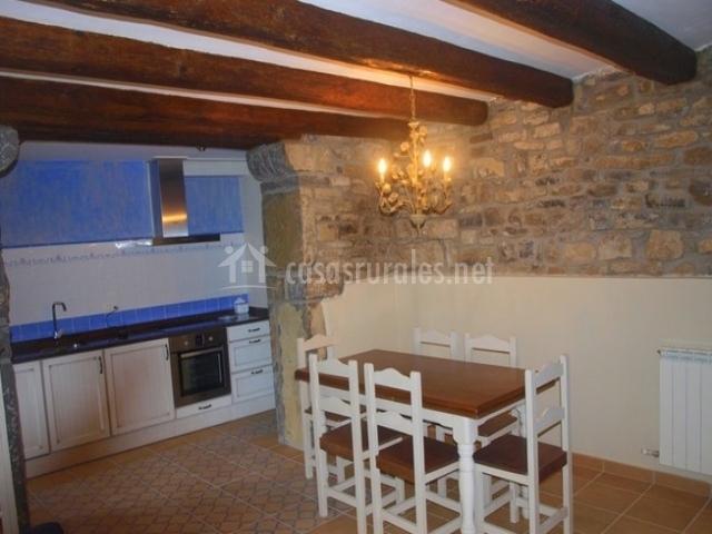 Casa Gallán - Apartamentos en Sarvise (Huesca)