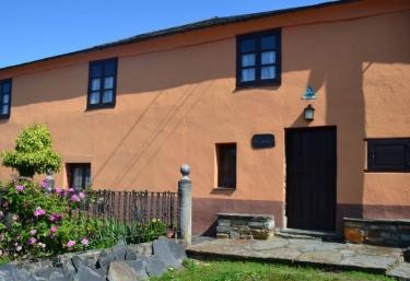 Apartamentos Casa de Riba- La Lareira - Santa Eulalia De Oscos, Asturias