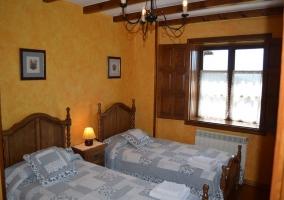 Terraza dormitorio doble