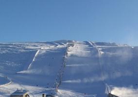 Estación de esquí La Covatilla