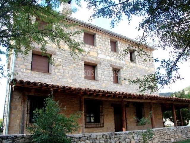 La laguna grande casas rurales en beteta cuenca - Casa rural beteta ...