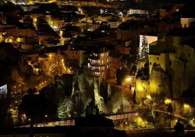 A T18 km de Cuenca