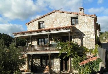 Casa Checa - Cañizares, Cuenca