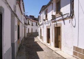 Barrio gótico de Valencia de Alcántara