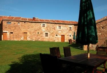 Casa Montes - Cordovilla De Aguilar, Palencia
