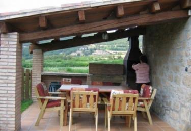 Casa el Cobert del Carro - Lladurs, Lleida