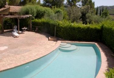 Mas d'en Curto - El Perello, Tarragona