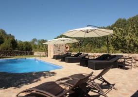 El cerezal de los sotos casas rurales en jerte c ceres - Casas rurales en el jerte con piscina ...