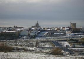 Panorámica del municipio de Coria