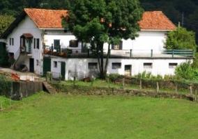Jaimeneko borda casas rurales en maya amaiur navarra - Casa rural amaiur ...