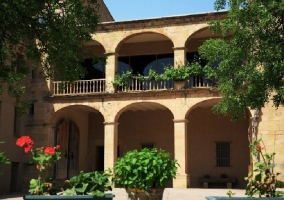 Monasterio de Avellanes