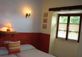 Dormitorio abuhard BORDA I