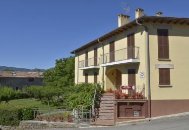 Casa Zubiri-Anocibar I - Ibero, Navarra