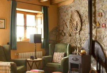 Casas rurales con chimenea en nava for Casa rural con chimenea asturias