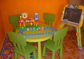 Zona infantil interior