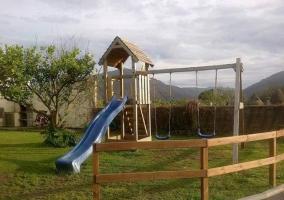 Zona infantil exterior